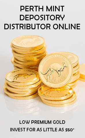 Perth Mint Depository Distributor Online