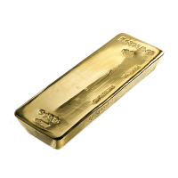 Gold Bars 400oz F