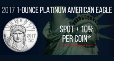 Platinum Eagles Are Back for a Limited Time!