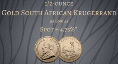 Fractional Gold Coins at Attractive Premiums