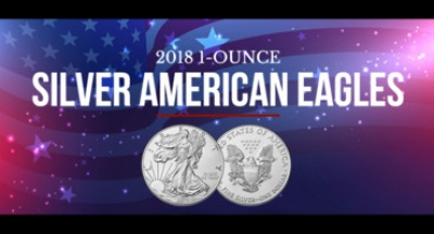 Celebrate 2018 with America's Most Popular Silver Coin