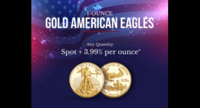 Resolution to Save? The Most Cost-Effective Way to Own Gold American Eagles