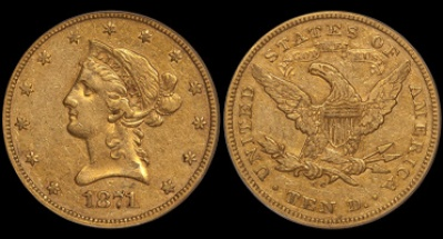 Extreme Rarity and History from Carson City Gold Coins